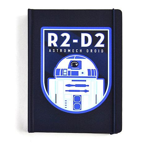 Star Wars R2-D2 anteckningsbok i A5-format