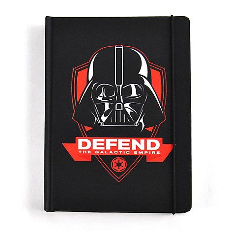 Cuaderno A5 de Darth Vader, Star Wars