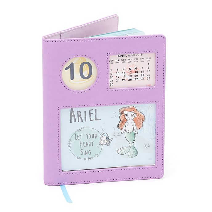 Disney Store – Disney Animators Collection – Kalender-Tagebuch