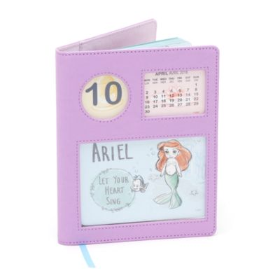 Agenda de la collection Disney Animators