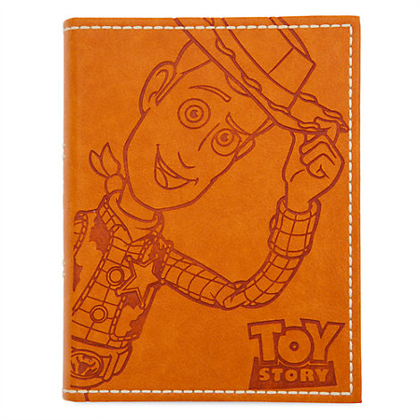 Toy Story - Woody - Notizbuch