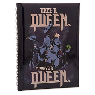 Disney Store - Disney Villains - Notizbuch