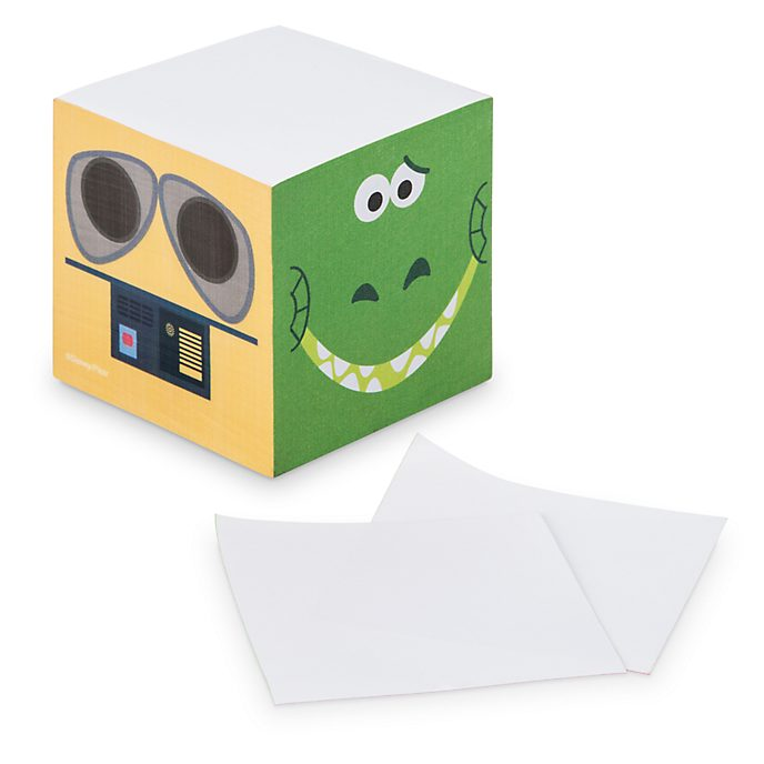 Disney Store Disney Pixar Memo Cube