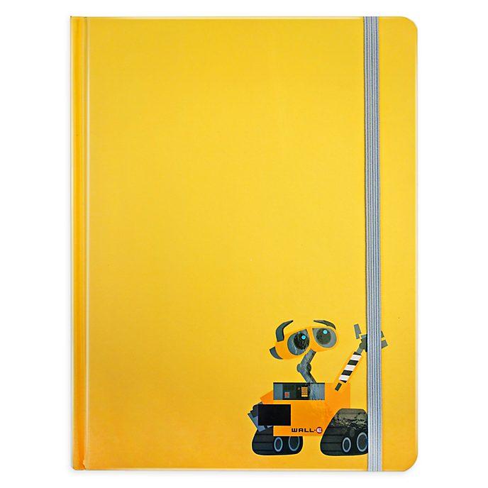 Diario Wall-E, Disney Pixar, Disney Store