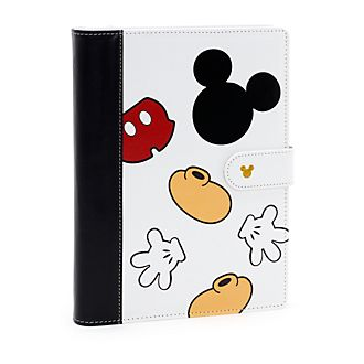 Notas adhesivas y cuaderno Mickey, colección Mixed-Up, Disney Store