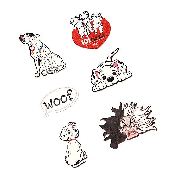 Disney Store 101 Dalmatians Accessory Stickers