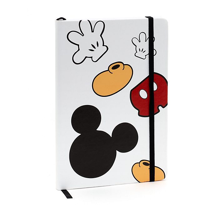Disney Store - Mixed Up Mickey - Notizbuch