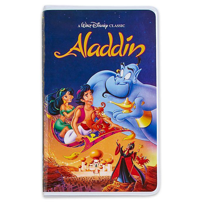 Disney Store - Oh My Disney - Aladdin - VHS-Notizbuch