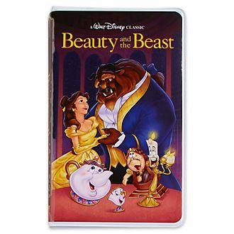 Taccuino VHS La Bella e la Bestia Oh My Disney, Disney Store
