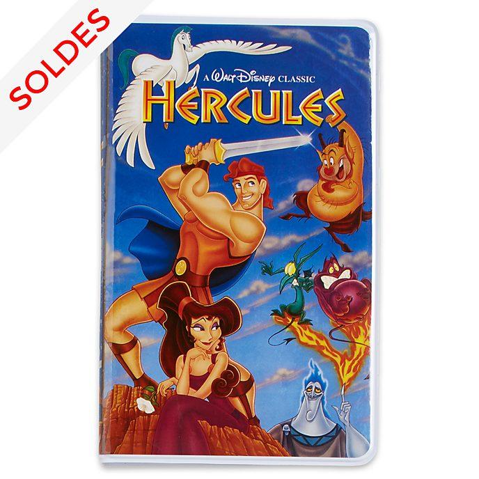 Disney Store Journal VHS Hercule Oh My Disney