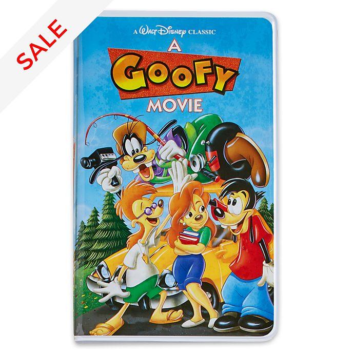 Disney Store Oh My Disney A Goofy Movie VHS Journal