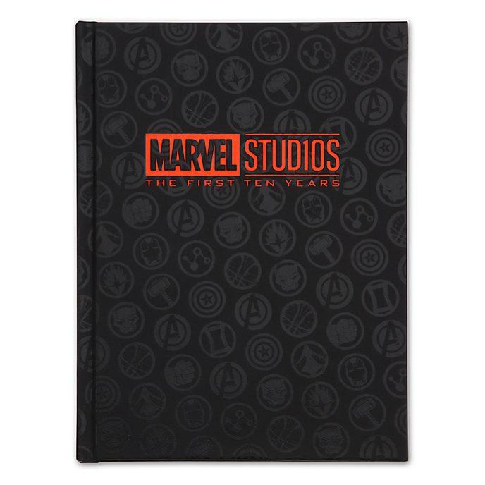 Taccuino Marvel 10° anniversario Disney Store