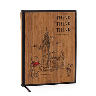 Disney Store Winnie the Pooh Journal, Christopher Robin