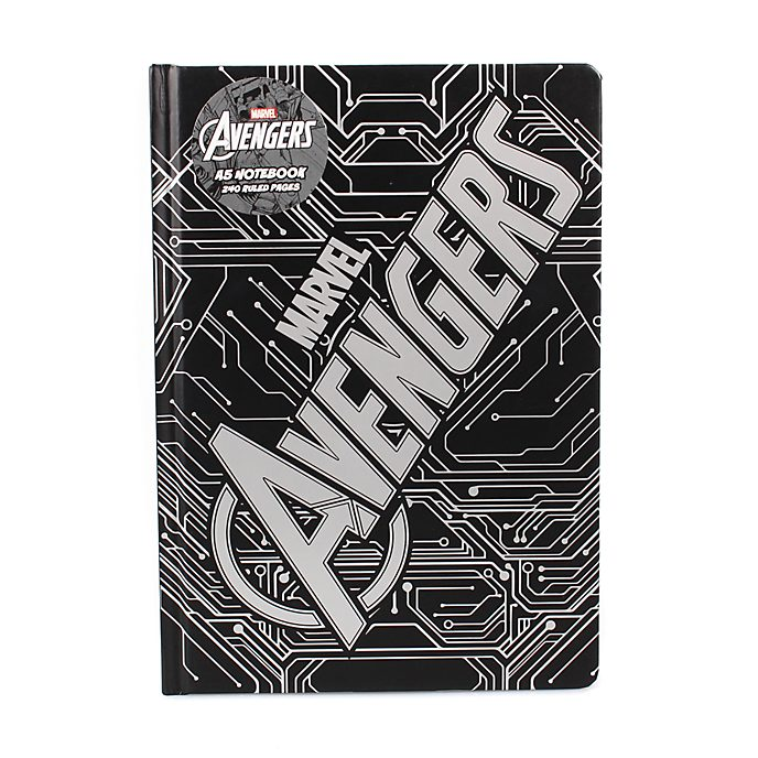 The Avengers - Notizbuch A5