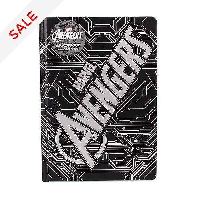 The Avengers - Notizbuch A5