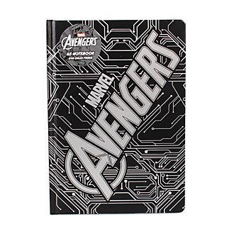 Cuaderno A5 Vengadores