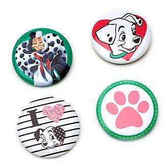 Disney Store - 101 Dalmatiner - Anstecknadeln