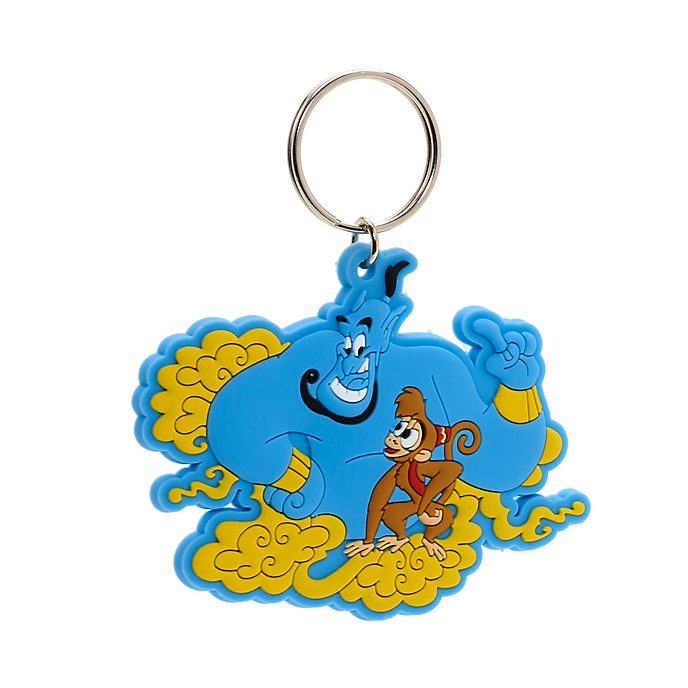 Disney Store Genie and Abu Keyring, Aladdin