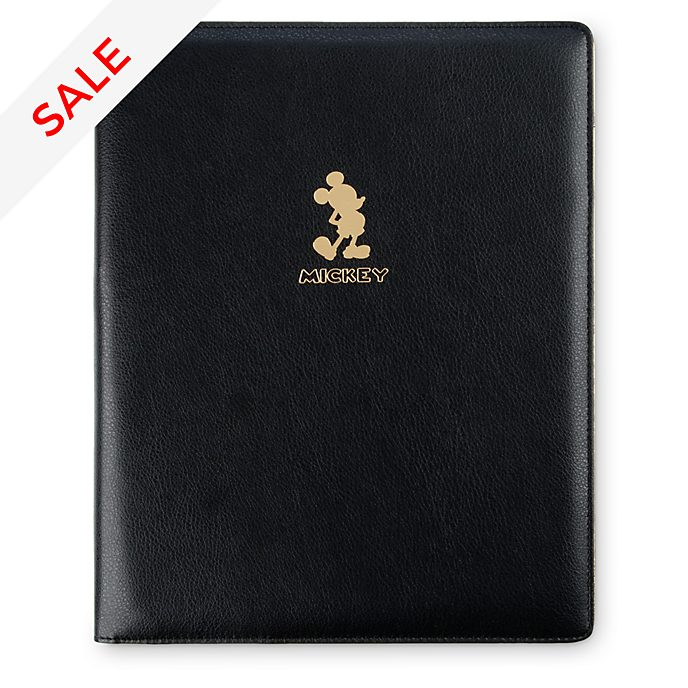 Disney Store - Micky Maus - Gold Collection Deluxe Padfolio