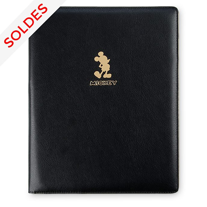 Disney Store Padfolio Mickey Mouse, collection Gold