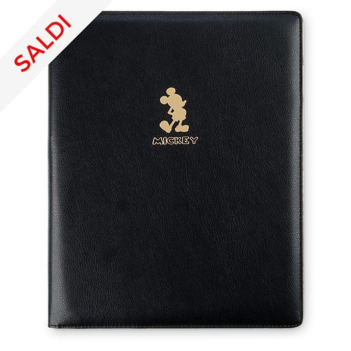 Portablocco Topolino collezione Gold, Disney Store
