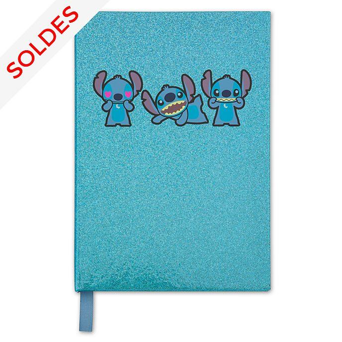 Disney Store Journal à paillettes Stitch