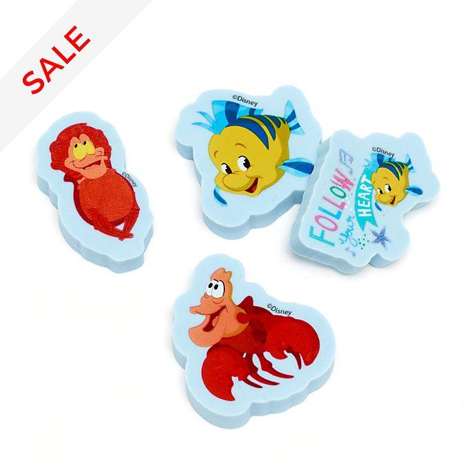 Disney Store - Arielle, die Meerjungfrau - Radiergummis