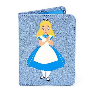 Disney Store Alice in Wonderland Passport Holder