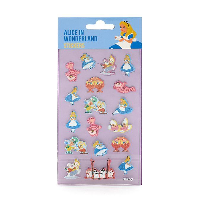 Disney Alice in Wonderland Stickers
