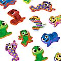Disney Store Pascal Stickers, Tangled