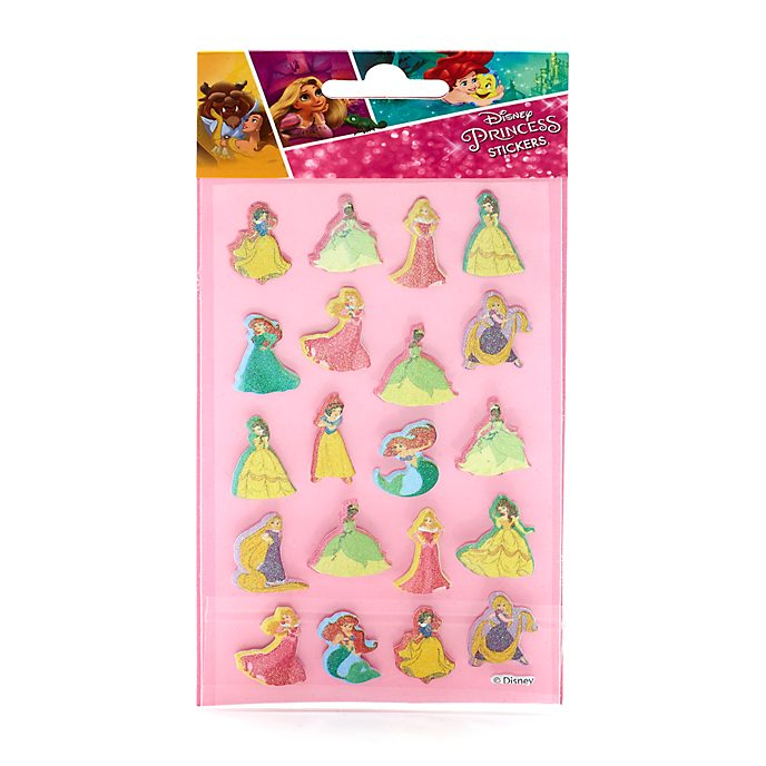 Disney Store Autocollants Disney Princesses
