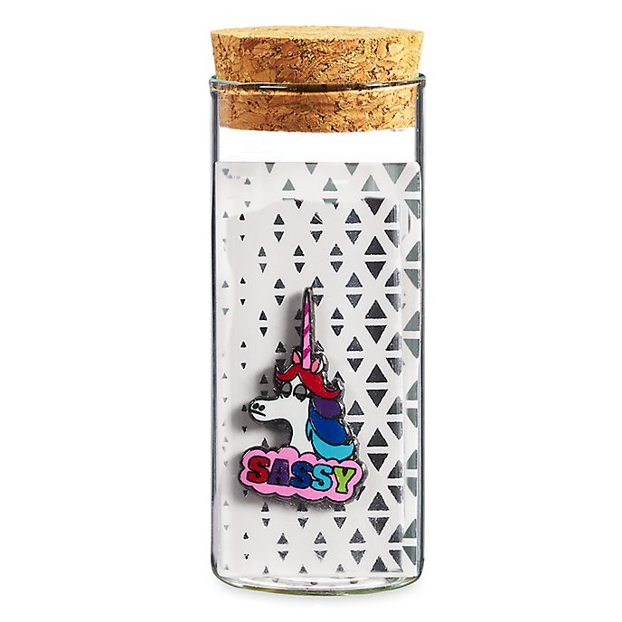 Disney Store Rainbow Unicorn Pin, Inside Out