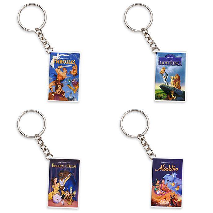 Disney Store Oh My Disney Mystery VHS Keychain
