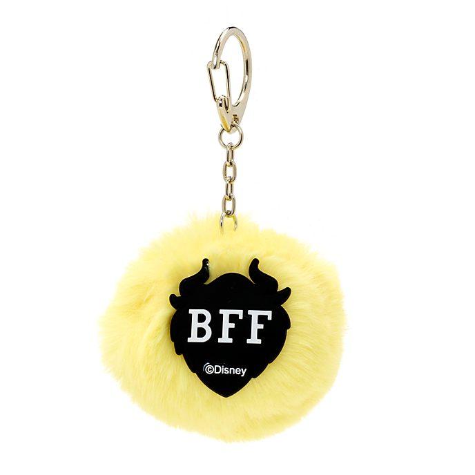 Disney Store Porte-clés Belle avec pompon, Ralph2.0