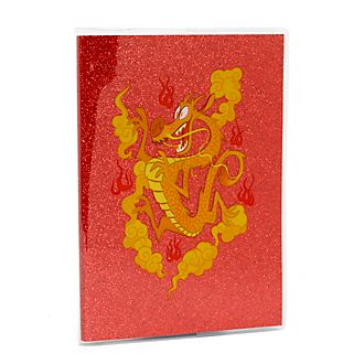 Disney Store Mulan A5 Notebook, Wreck-It Ralph 2