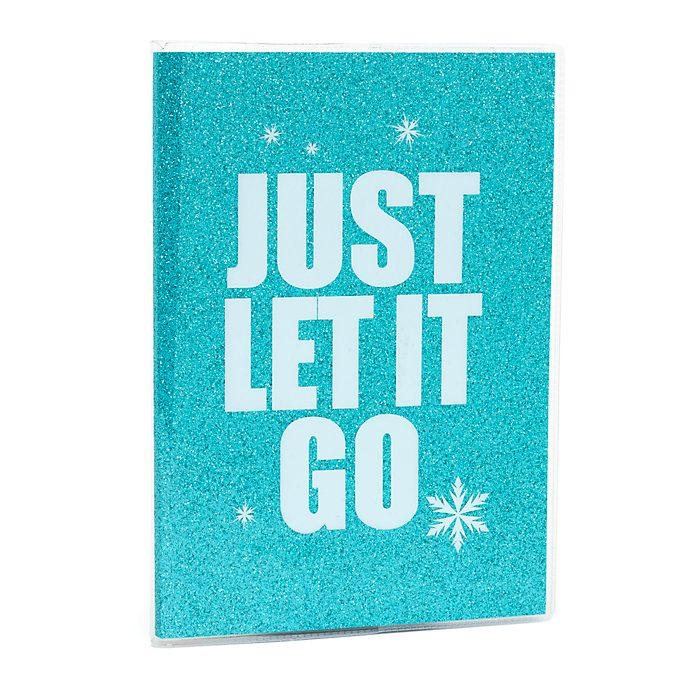 Disney Store Elsa A5 Notebook, Wreck-It Ralph 2