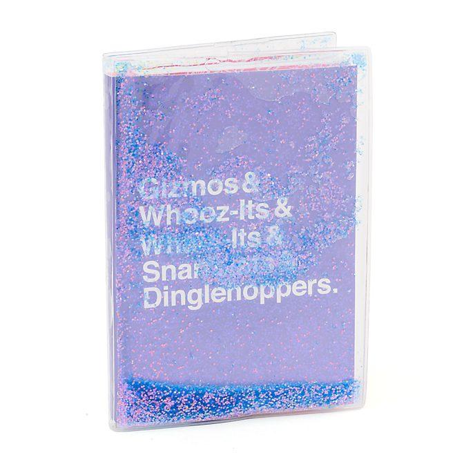Disney Store The Little Mermaid Notebook, Wreck-It Ralph 2