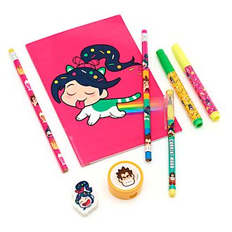 Disney Store Wreck-It Ralph 2 Stationery Set