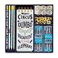 Disney Store Dumbo Stationery Set
