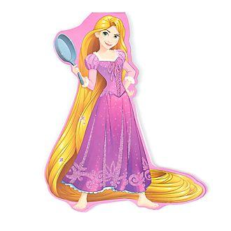 Cuaderno con forma de Rapunzel, Enredados, Disney Store