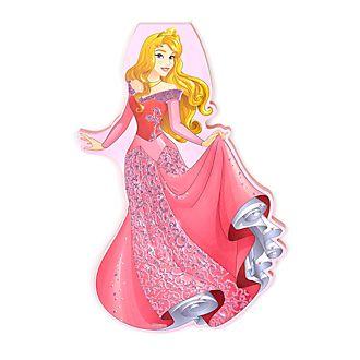 Cuaderno con forma de Aurora, La bella durmiente, Disney Store