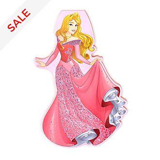 Disney Store Aurora Shaped Notebook, Sleeping Beauty