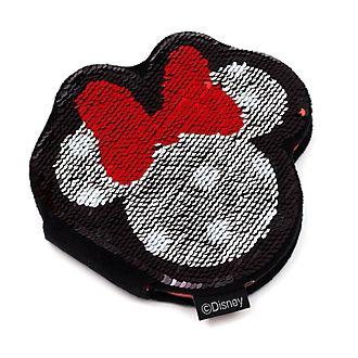 Disney Store - Minnie Maus - Notizbuch mit Wendepailletten