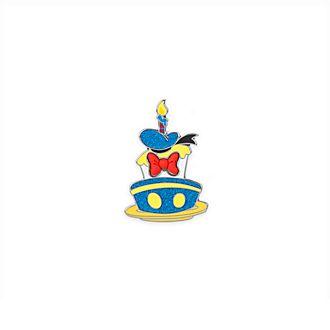Disney Store - Donald Duck - Anstecknadel zum 85.Geburtstag