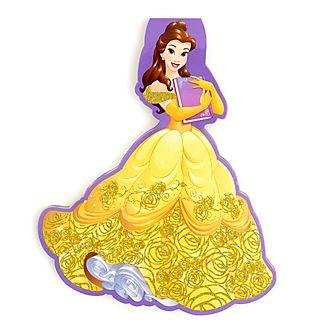 Quaderno a forma di Belle Disney Store