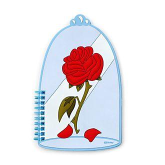 Disney Store - Verzauberte Rose - Notizbuch