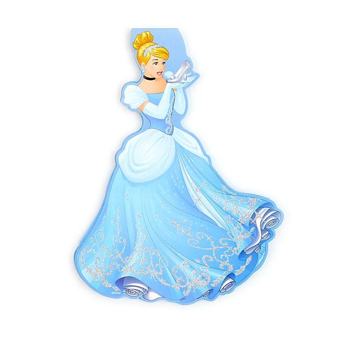 Disney Store Cahier silhouette de Cendrillon