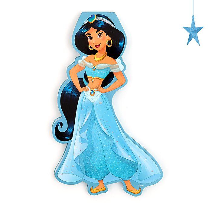 Cuaderno con forma de Jasmine, Disney Store