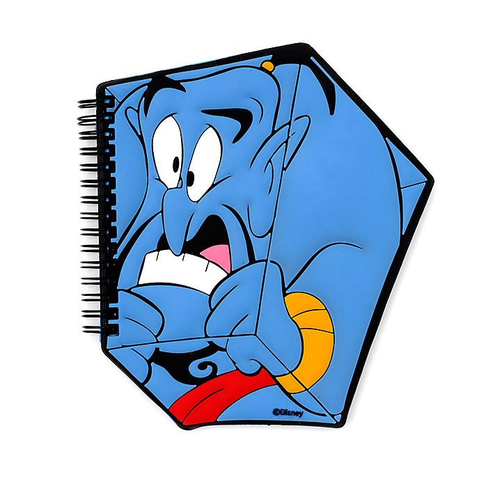 Disney Store Genie Notebook
