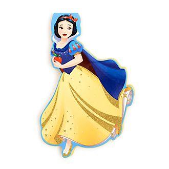 Quaderno a forma di Biancaneve Disney Store